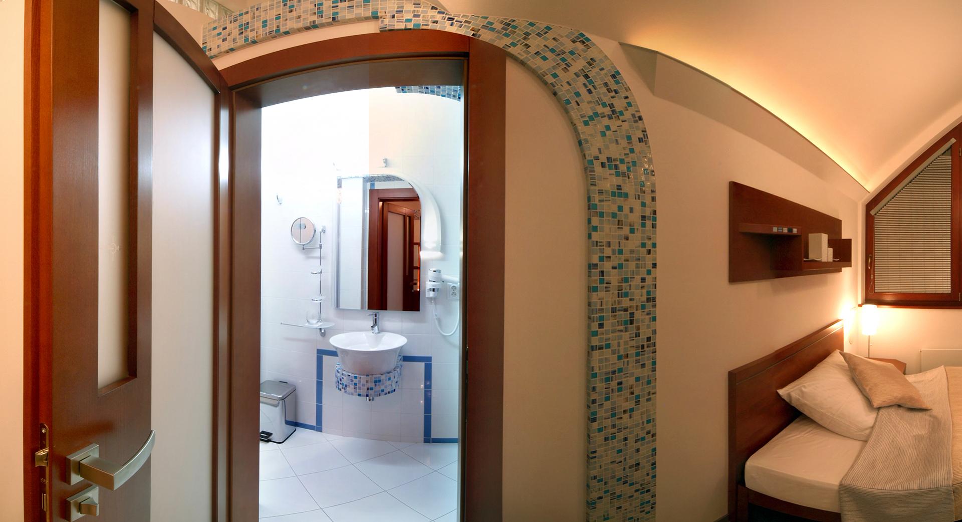 Kúpelňa Hotel ENCHANTÉ Prešov